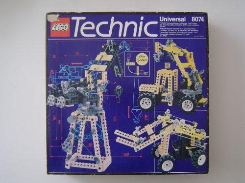 LEGO Technic 8074 Baukran