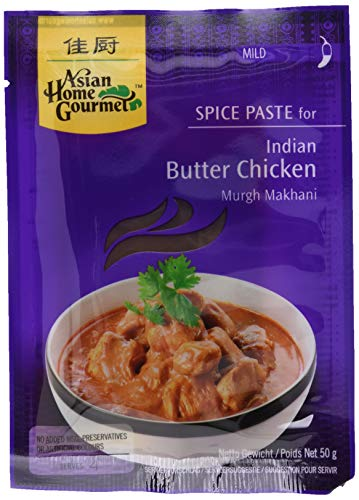 AHG Indian Butterhuhn Würzpaste 50g, 12er Pack (12 x 50 g)