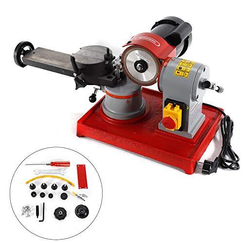 Máquina Afilador de Hoja Sierra Circular para Hojas de sierra 370W 80-700mm