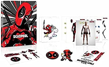 Deadpool Steelbook 2 Year Anniversary Edition 4K Ultra HD Blu-ray
