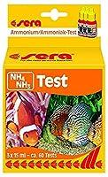 セラ (sera) NH4/NH3(アンモニア)テスト 15ml 淡水・海水用