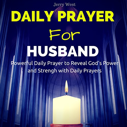 Daily Prayer for Husband  By  cover art