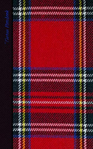 Tartan Notebook: Scotland / Scottish / Plaid / Gifts / Presents [ Small Ruled Notebooks / Writing Journals ] (Travel & World Cultures)