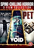 Spine-Chilling Horror 3 Film Collection [DVD]