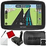 TomTom (1AA6.019.02 VIA 1625M 6' Portable Touchscreen Car GPS Navigation Device...