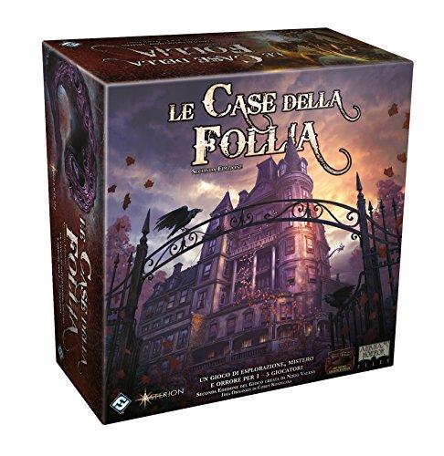 Asmodee-Le Case della Follia 2A Edizione, Gioco da Tavolo, 9400