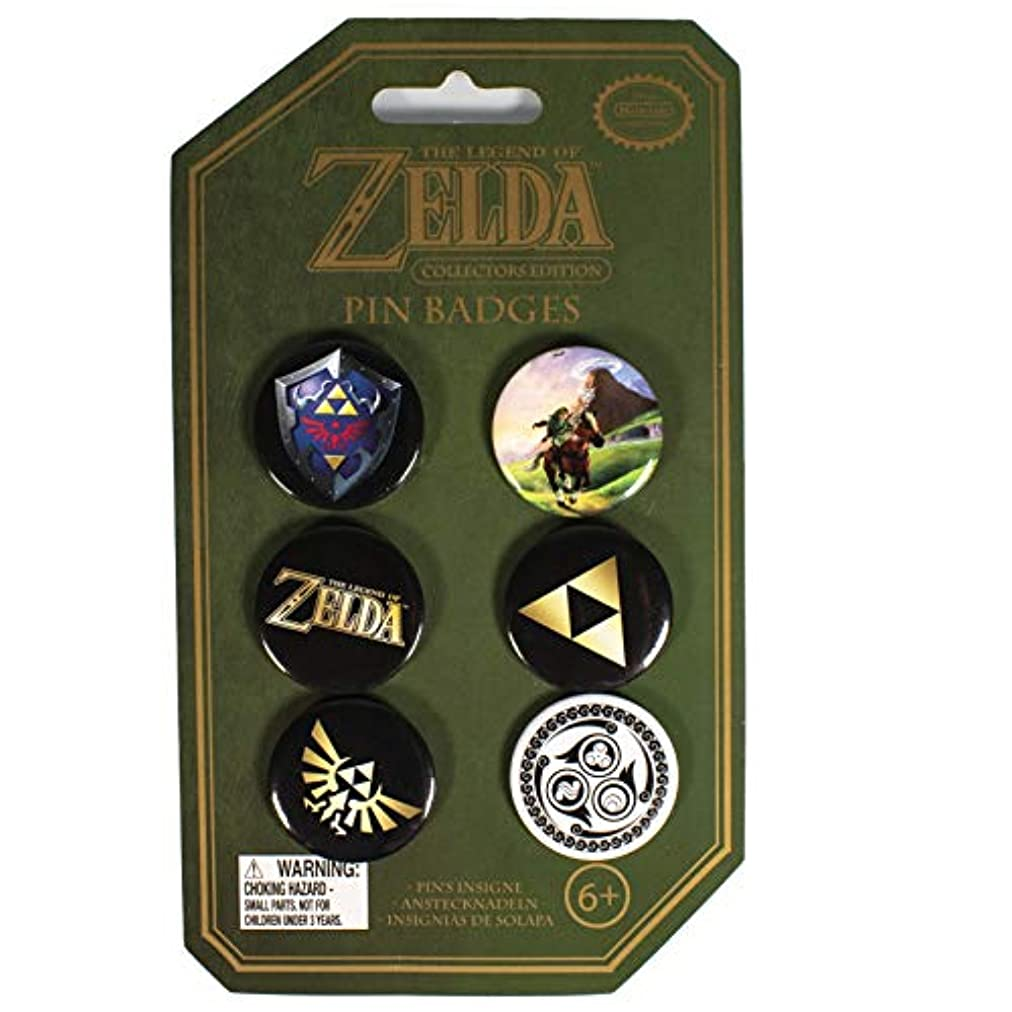 Paladone The Legend of Zelda Pin Badges vncyig66393
