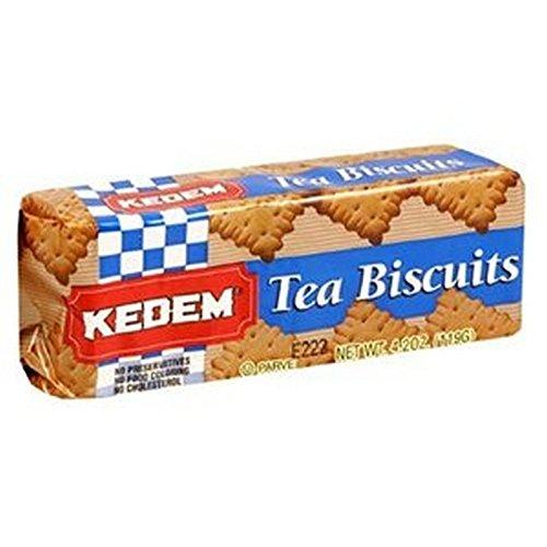 Kedem Tea Biscuits 4.2 OZ (Pack of 3)