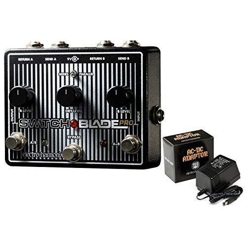 Electro Harmonix Switchblade Pro Deluxe Switcher Pedal