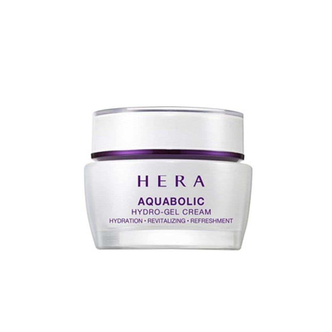 メンター論争的離婚(ヘラ) HERA Aquabolic Hydro-Gel Cream アクアボリックハイドロゲル クリーム (韓国直発送) oopspanda