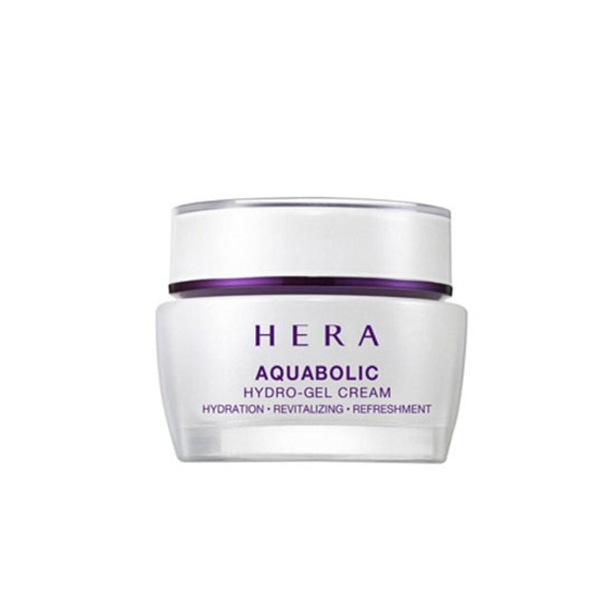 もう一度集団予想する(ヘラ) HERA Aquabolic Hydro-Gel Cream アクアボリックハイドロゲル クリーム (韓国直発送) oopspanda