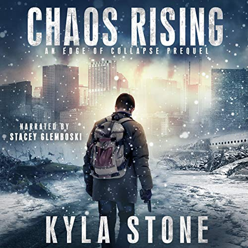 Chaos Rising Audiobook By Kyla Stone cover art