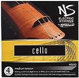 d'Addario NS510 Muta di Corde per Violoncello Elettrico...
