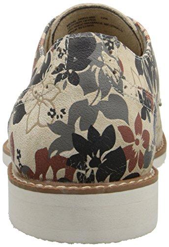 Stacy Adams Men's Sumner Oxford, Floral, 8.5 M US