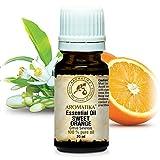 Aceite Esencial de Naranja Dulce 20ml - Citrus Sinensis - Brasil - 100% Puro y Natural - Fragancias para el Hogar - Mejor para la Belleza - Aromaterapia - para Difusor - Lámparas de Aroma
