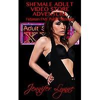 Shemale Adult Video Store Adventure:: Futanari FMF Public Ménage (The Shemale Series) (English Edition)