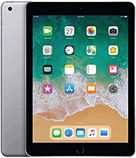 "Apple iPad 5 A1822 9.7"" 32GB WiFi Only Space Grey (Renewed)"