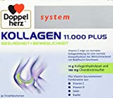 Doppelherz Collagen 11000 Plus System ampoules, 30 x 25 ml, PZN: