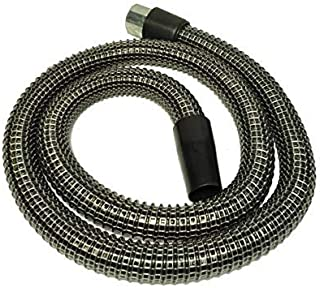10' or 15' Generic Hose for Rainbow Vacuum Cleaner Models Such As D3, D3c, D4, D4c, Se. You Will Receive Brown or Black Hose Depending on Our Stock. (15')