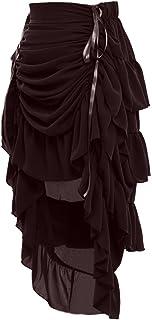 GRACEART Mujeres Victoriano Steampunk Falda