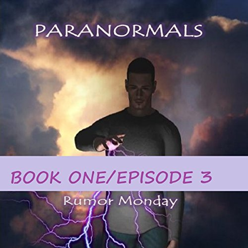 Paranormals Book 1, Episode 3 cover art