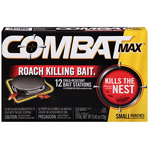 Combat Source Kill Max R1 Roach Bait, 12 Count