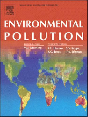 Residual inorganic soil nitrogen in grass and maize on sandy soil [An article from: Environmental Pollution]