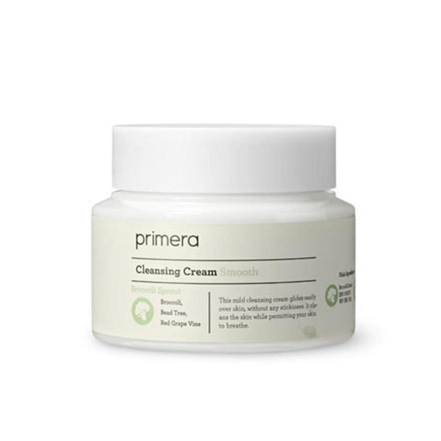 弓聴覚苦味【プリメーラ】 PRIMERA Smooth Cleansing Cream スムース クレンジングクリーム 【韓国直送品】 OOPSPANDA