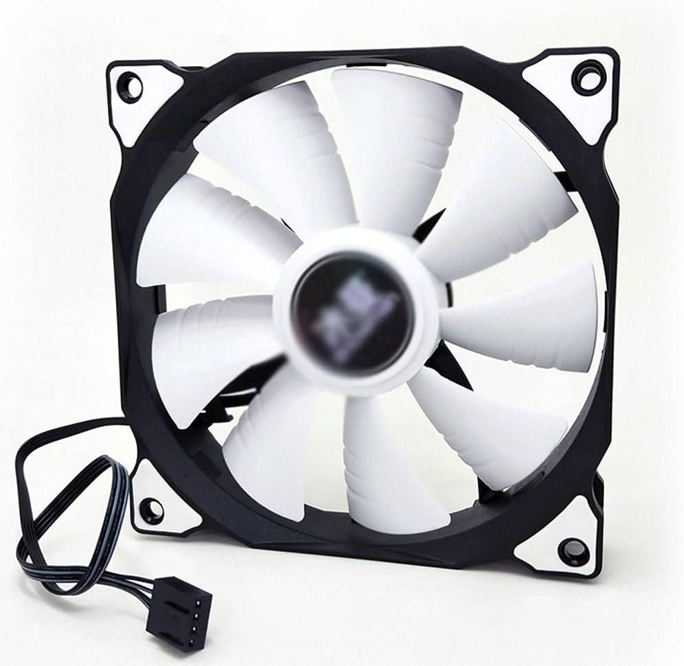 Kansas City Mall UXZDX CUJUX 4 Pin 120mm Computer Silent Co CPU 12CM Ranking TOP18 Fan Case