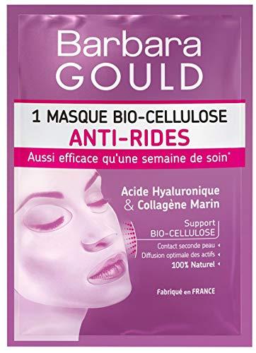 Barbara Gould Masque anti rides bio cellulose,...