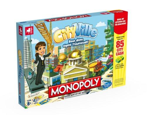Hasbro A2052100 - Cityville Monopoly