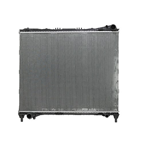 Radiator - Pacific Best Inc Fit/For 13433 13-17 Land Rover Range Rover Gas 5.0/5.0L Supercharged 14-16 Gas 14-17 Sport-Gas Plastic Tank Aluminum Core