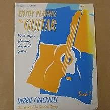 guitar ENJOY PLAYING GUITAR Debbie Cracknell