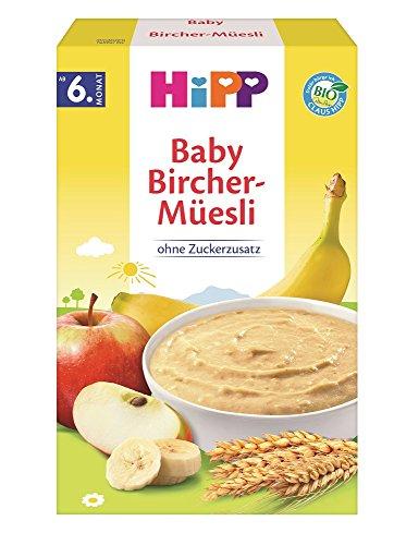 HiPP Hipp bio-granen-breedte 6 6er Pack (6 x 250g)