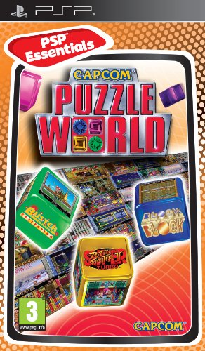 Photo of Capcom Puzzle World (PSP)