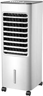 Warmwin Electric Save Energy Mini Acondicionador de Aire frío portátil Acondicionador de Aire Limpio Vertical Ventilador Solo enfría Ventilador de enfriamiento silencioso White_UK