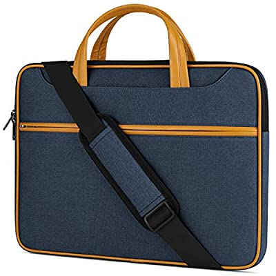 Laptop Case 13-14 inch Laptop Shoulder Bag Wate...