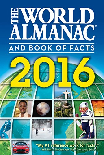 Price comparison product image The World Almanac and Book of Facts 2016