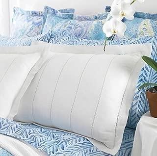 Discontinued Ralph Lauren Jamaica White Linen Standard Sham