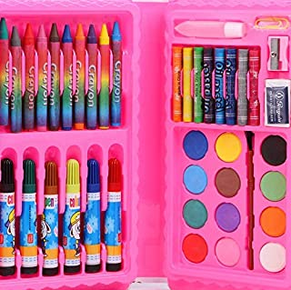 42 pcs Colour Set- Crayons & Water Colours