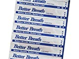 120PCS Better Breathe MED Tan Nasal Strips Right Aid to Stop Snoring
