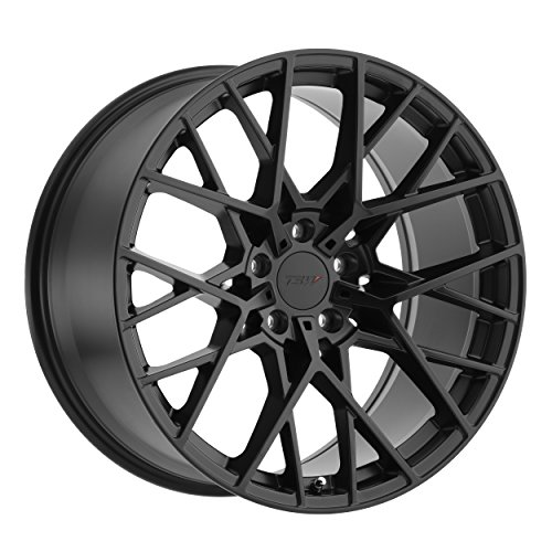 TSW Sebring 19x8.5 5x112 +42mm Matte Black Wheel Rim