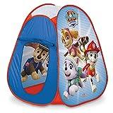 Mondo Toys – Paw Patrol Pop-Up Tent – Tienda de Juegos para niño/niña – Fácil de Montar – Fácil de Abrir – Bolsa de Transporte incluida – 28388