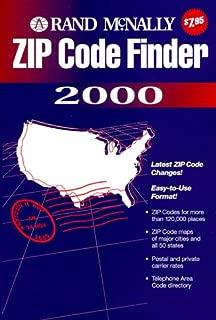 Rand McNally Zip Code Finder 2000