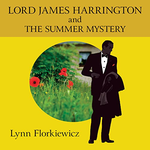 Lord James Harrington and the Summer Mystery audiobook cover art