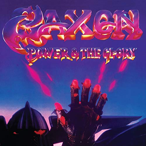 Saxon: Power & the Glory (Deluxe Edition) (Audio CD (Expanded))