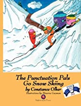 The Punctuation Pals Go Snow Skiing