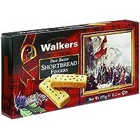 Walkers Shortbread Fingers Shortbread Cookies 13.2 Ounce Box