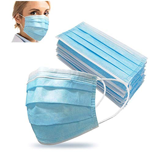ISAMANNER 100pcs Mouth Covers