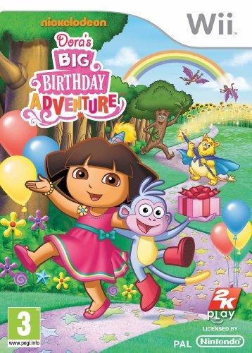 Dora's Big Birthday Adventure (Wii) [Edizione: Regno Unito]